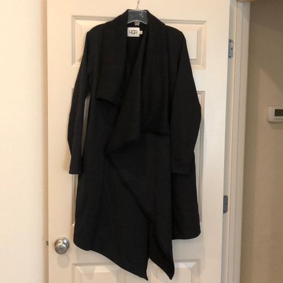 Ugg Sweaters Womens Fleece Blanket Cardigan M Poshmark